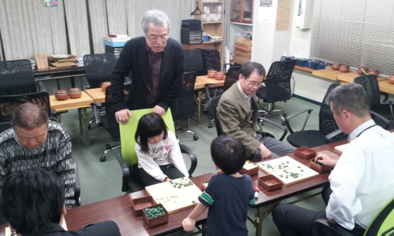 石田先生の詰碁教室